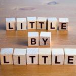 モチベーションを保ち続けるには、小さな事実の積み重ねが一つのコツ