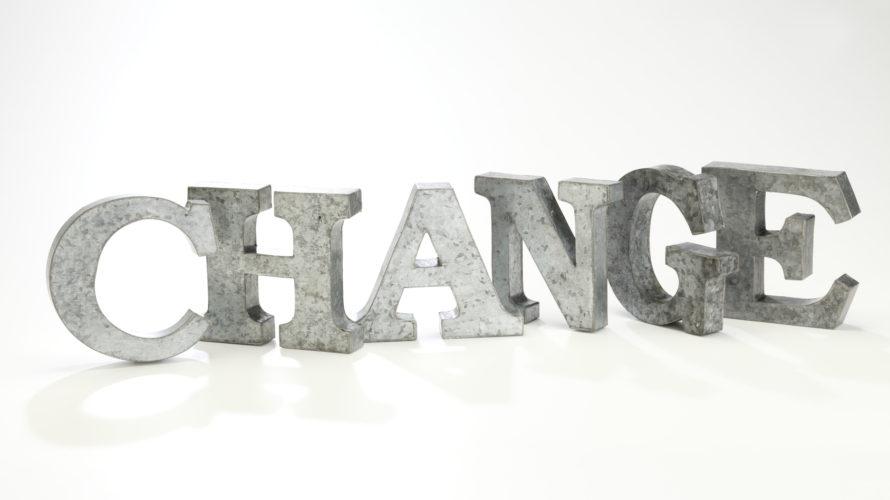 イヤイヤ変わるのか、ワクワク変化するのか。変化の価値とは?
